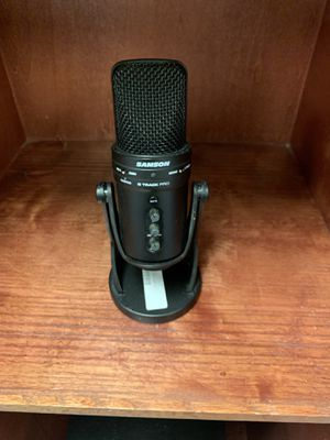 Samson microphone for Sale in Austin, TX