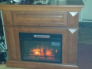electric fireplace new for Sale in TN, US
