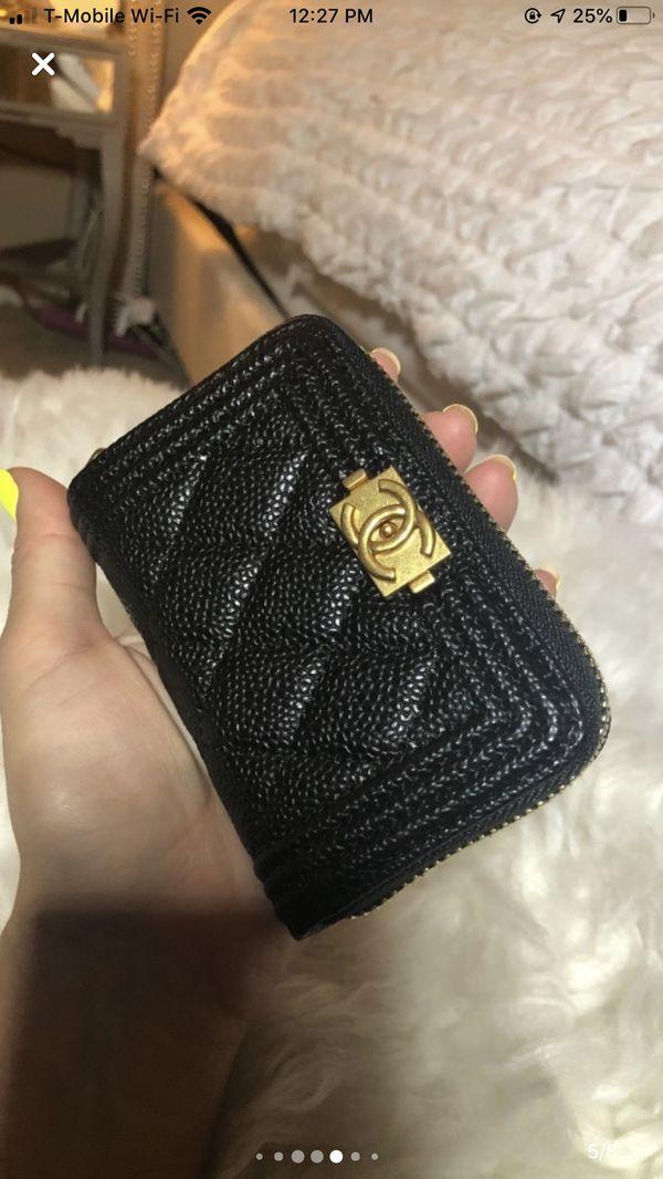 Chanel coin bag