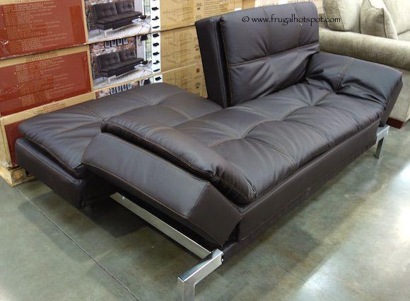 Costco Eurolounger Sofa Bed Futon For