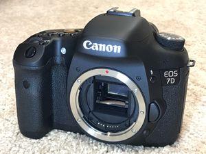 Canon 7D body (brand new!) for Sale in Orlando, FL