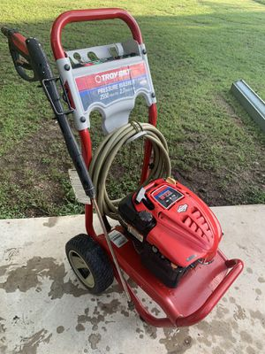 Power washer (Troy-Bilt) for Sale in Kyle, TX