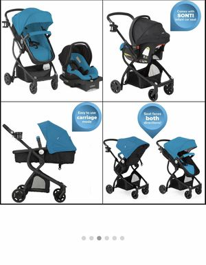 Urbini Omni Plus Travel System for Sale in Highland, CA