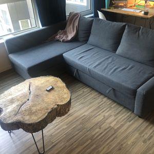 Grey IKEA Friheten Sectional Sofa for Sale in Seattle, WA