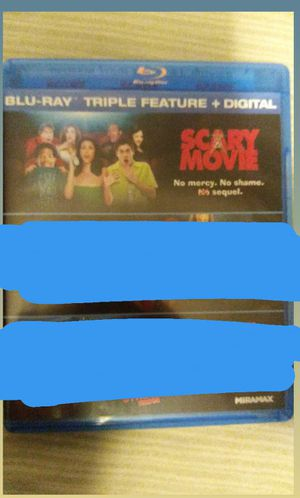 Scary Movie Digital Code for Sale in Azusa, CA