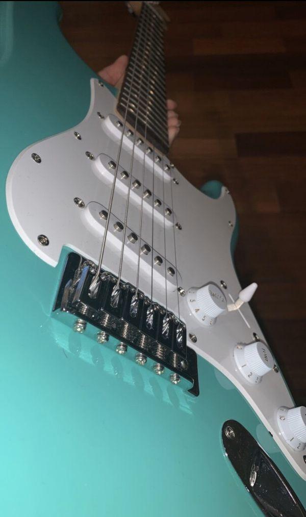 Squier Guitar by Fender