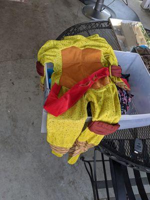 Ninja turtle costume size 12/18 months for Sale in Montebello, CA
