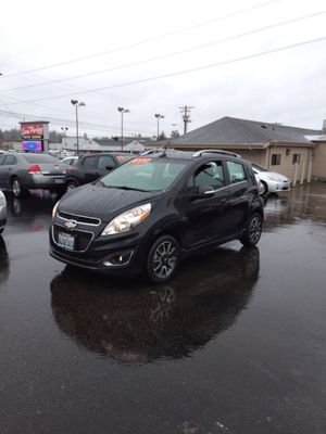 2014 Chevy Spark 2LT for Sale in Tacoma, WA