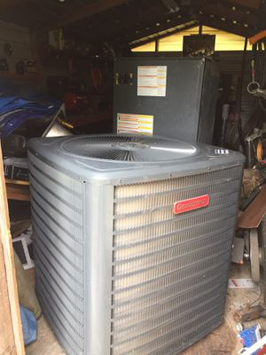 5ton a/c put in after Harvey and used for 2yrs with no problems. Built a new home and no longer need it. $2000 for Sale in TX, US