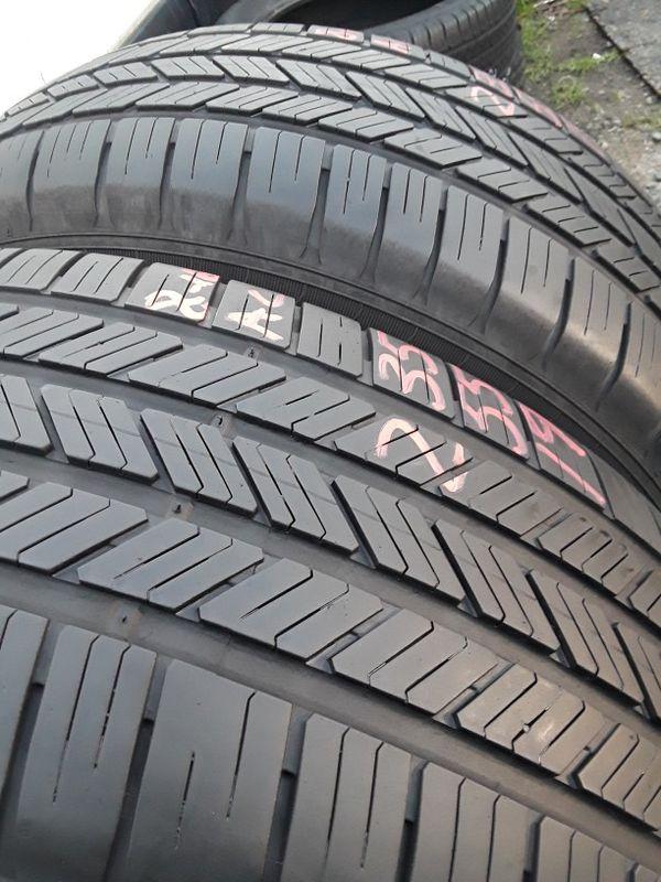 235/55-19 #2 tires