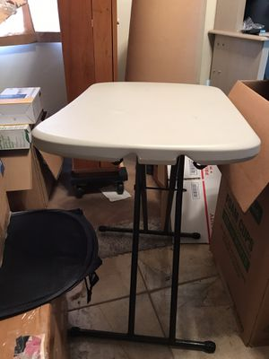 Collapsible table for Sale in Melbourne, FL