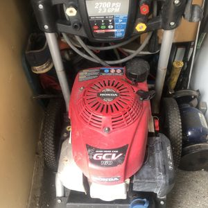 2700psi POWER WASHER for Sale in St. Louis, MO