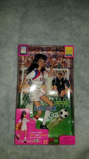 Barbie Soccer Kira for Sale in Newark, CA