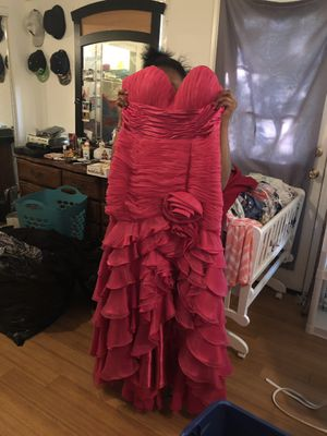 Prom/wedding dress dress/bridesmaid dress for Sale in Jennings, MO