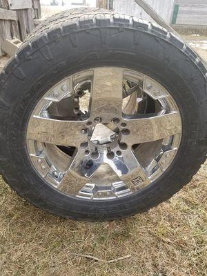 Rockstar XD775 Rims & Tires for Sale in Appleton, WI