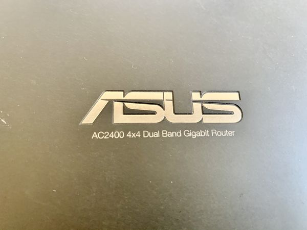 ASUS AC2400 Dual Band Gigabit Router