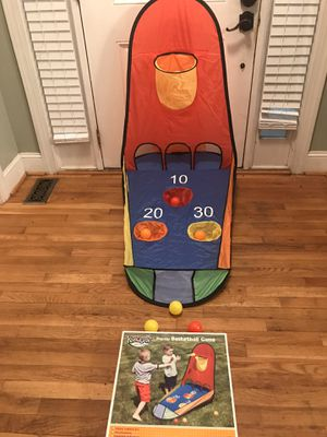 Kids Pop Up Basketball Game for Sale in Wake Forest, NC