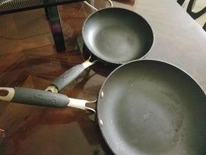 Nonstick frying pan set for Sale in Manassas Park, VA