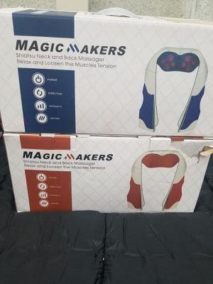 Masajeadores para cuello y espalda for Sale in Lake View Terrace, CA
