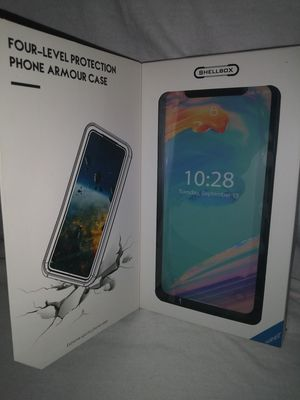 Iphone xs max protection case for Sale in Kansas City, MO