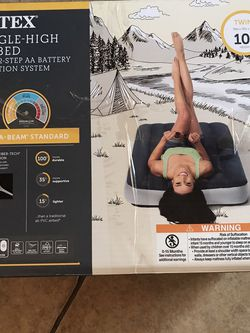 Airbed Intex Twin New for Sale in Peoria,  AZ