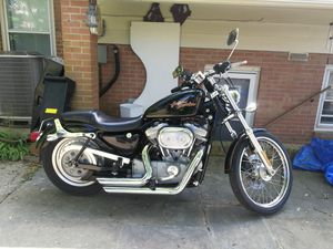 2001 Harley Davidson sportster 883 for Sale in Rockville, MD