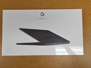 "Google - Pixelbook Go 13.3"" 4K Ultra HD Touch-Screen Chromebook - Intel Core i7 - 16GB Memory - 256GB Solid State Drive - Just Black for Sale in Miami, FL"