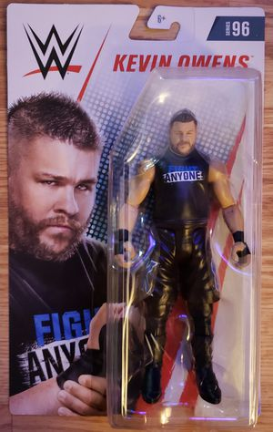 New WWE Kevin Owens Action Figure. for Sale in Apopka, FL