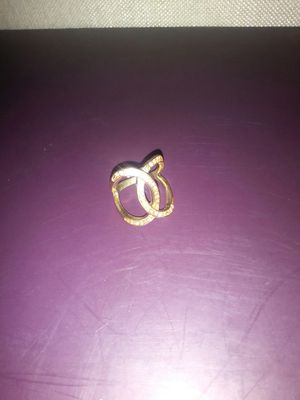 Overlapped curve ring for Sale in Boston, MA