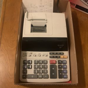 Ribbon Printer Calculator for Sale in Montecito, CA