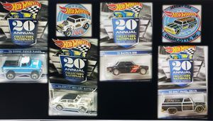 Hot wheels 2020 Nationals Set w/patches for Sale in Monrovia, CA