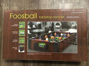 Foosball table soccer for Sale in Covina, CA
