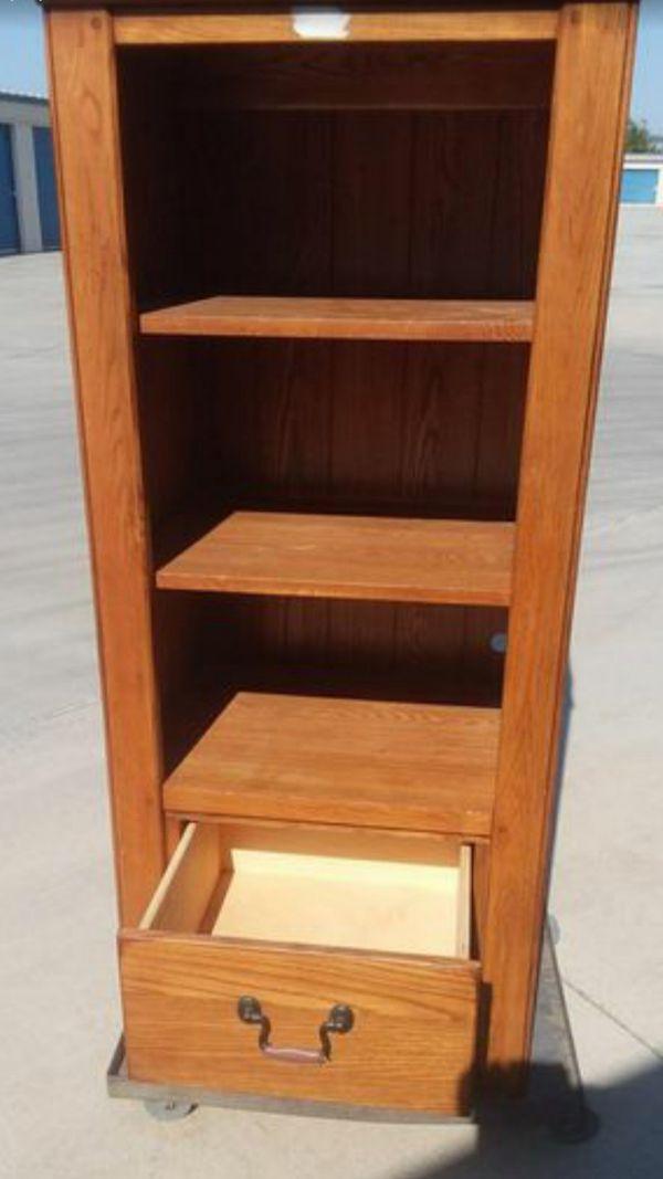 Shelf with Drawer