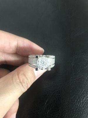 925 sterling silver ring Cz for Sale in Philadelphia, PA