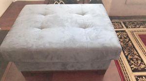 Ottoman / brand new used for 3 weeks for Sale in Richmond, VA