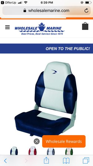 Boat seats for Sale in Philadelphia, PA