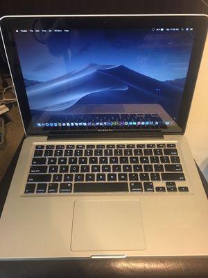 13 inch MacBook Pro 2012 ssd 256g hd with Final Cut Pro/logic pro x /cs3 adobe master suite for Sale in Phoenix, AZ