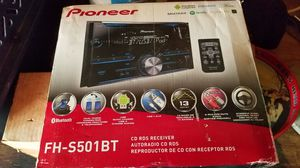 Pioneer car radio for Sale in GLOU POINT, VA