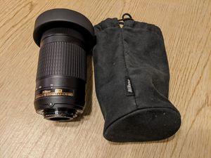 Nikon AF-P DX NIKKOR 70-300mm f/4.5-6.3G ED for Sale in Lubbock, TX