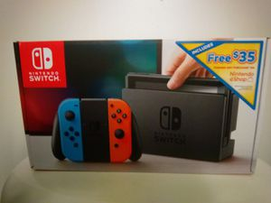 BRAND NEW still in BOX Nintendo Switch!!! Never opened for Sale in Atlanta, GA