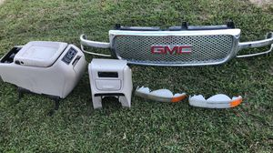 Gmc parts for sale trade for Sale in Houston, TX