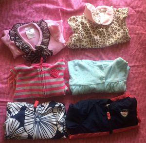 Baby girl clothing and diaper bag for Sale in Annandale, VA