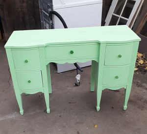 Vanity or can be used for a desk . for Sale in Modesto, CA