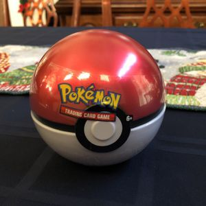 Pokemon Poke Ball Sealed And Brand New for Sale in Lake Hughes, CA