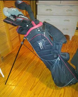 Wilson Golf Clubs for Sale in Broadway,  NC