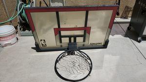 Spalding basketball board hoop for Sale in Corona, CA