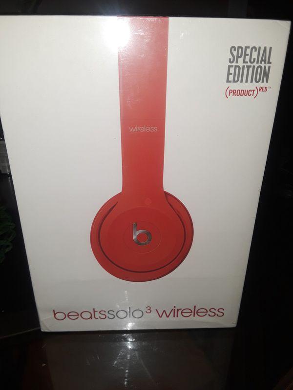 Brand new bluetooth earphones headset headphones noise cancelling beats solo 3 long lasting battery