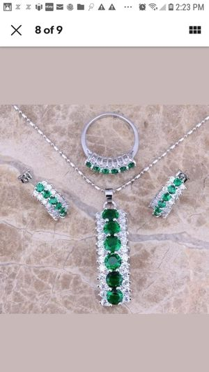 Brand new jewelry set for Sale in Vallejo, CA