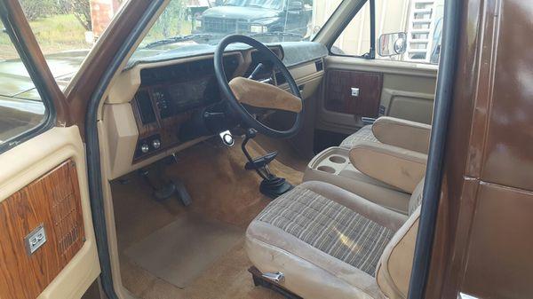 1984 Ford Bronco 4x4