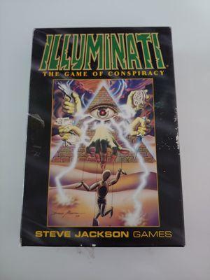 Illuminati the card game for Sale in Pomona, CA